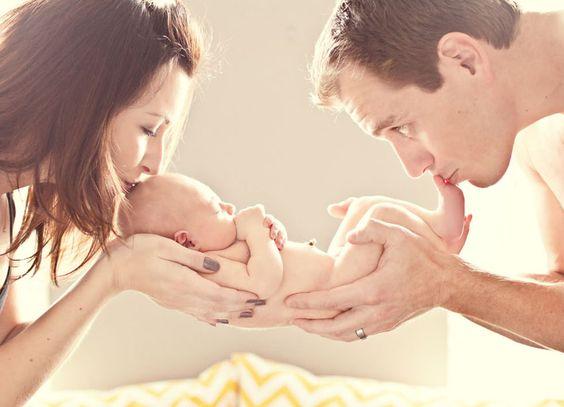 milující rodiče