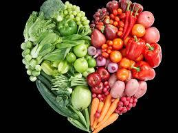 zelenina - srdce